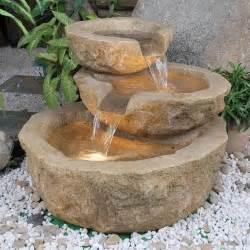 alfresco home valgardena water fountain contemporary