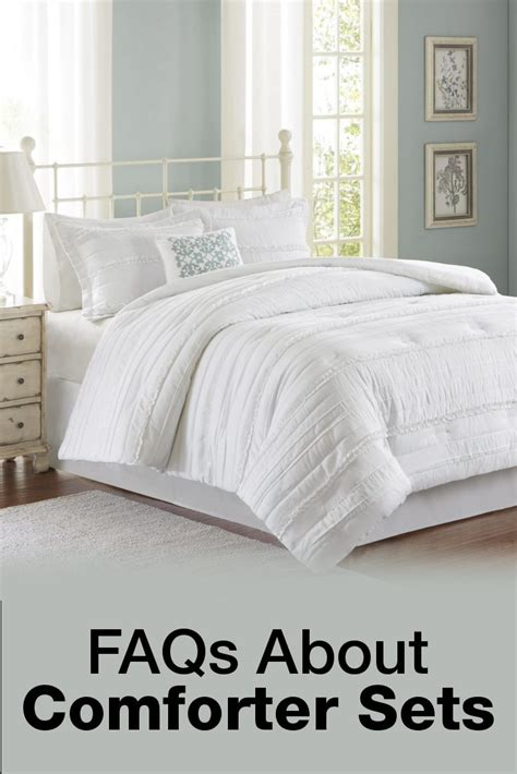 Overstock Comforter Sets by 5 Faqs To Help You The Comforter Set