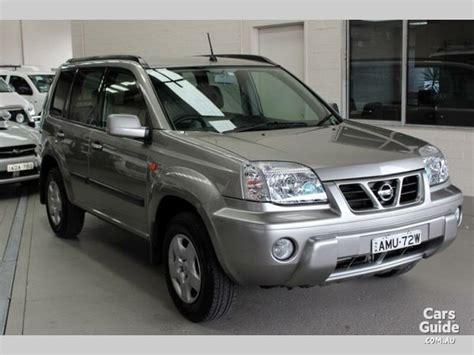 2002 nissan x trail st 4x4 for sale 9 990 automatic suv