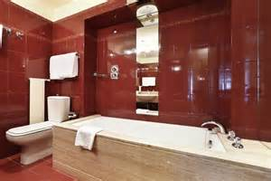 red wall bathroom 60 red room design ideas all rooms photo gallery