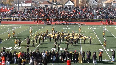 X High School by Malcolm X Shabazz High School Marching Band