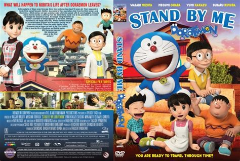 film doraemon stand me stand by me doraemon dvd covers labels by covercity