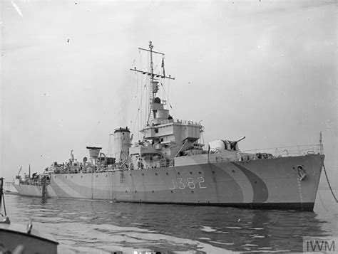 Greenock Records Hms Sylvia Algerine Class Minesweeper 22 May 1944 Greenock A 23700