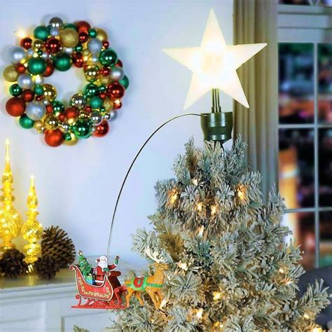 mr christmas tree topper shop collectibles online daily
