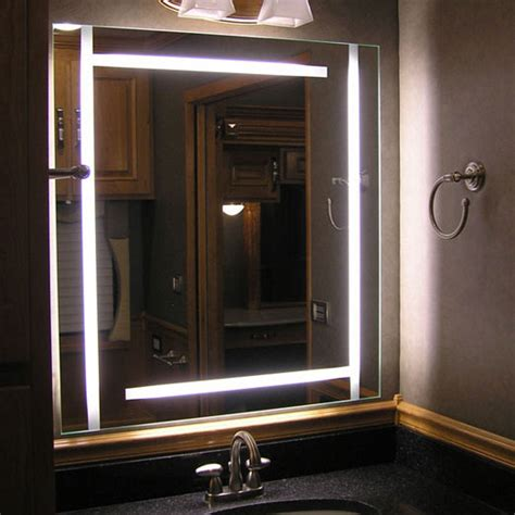 mirror bathroom bathroom mirrors with built in tvs by seura digsdigs