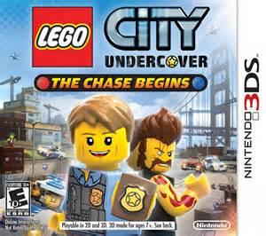 lego city undercover 3ds la date de sortie annonc 233 e