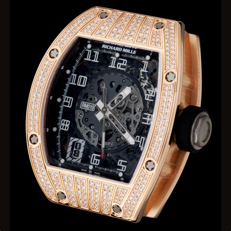 Richard Mille Rm 3501 Rubber Gold richard mille rm 010