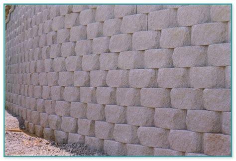 decorative stone wall blocks home improvement