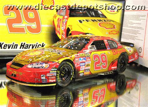 Kevin Harvick Wins Daytona 500 by Kevin Harvick 2007 Daytona 500 Liquid Color Raced Win