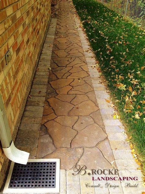 walkways and paths paths and walkways b rocke landscaping