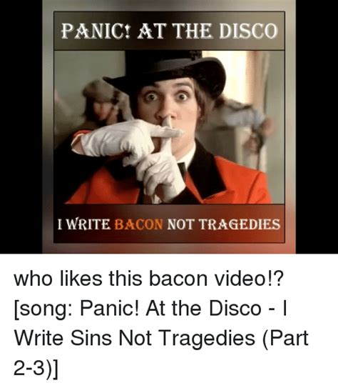 Panic At The Disco Memes - 25 best memes about panic at the disco i write sins not tragedies panic at the disco i write