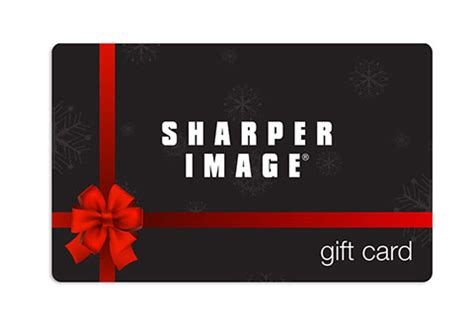 Sharper Image Gift Card Balance - gift cards sharper image