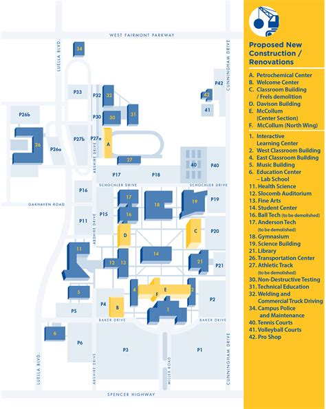 central texas college map central cus projects san jacinto college