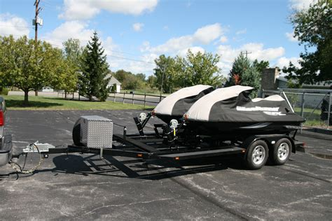 jet ski boat trailer personal water craft pwc jet ski trailers
