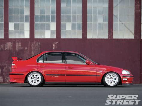 2000 Honda Civic Lx Sedan Super Street Magazine