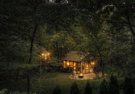 Maison En Pleine Foret by Cabane Dans Les Arbres Ou Cabane Sur Dormir