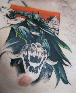 batman cowl tattoo batman tattoos