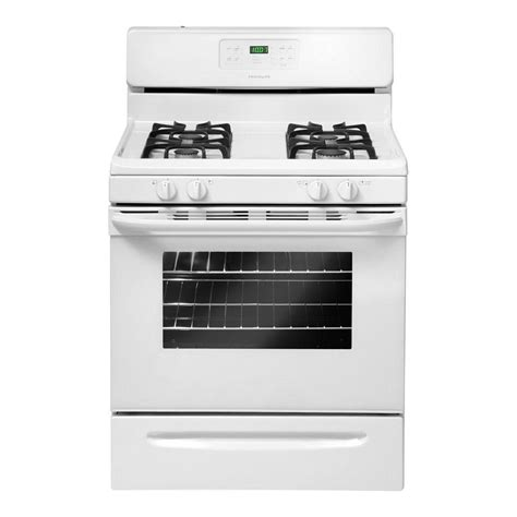 Cek Oven Gas frigidaire 30 in 5 0 cu ft gas range with self cleaning