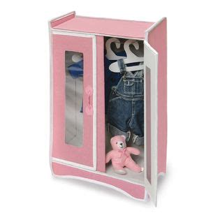 badger basket doll armoire badger basket folding doll furniture set with storage crib
