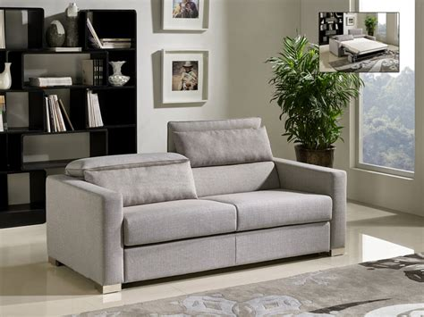 divani sofa bed divani casa norfolk modern grey fabric sofa bed sofa