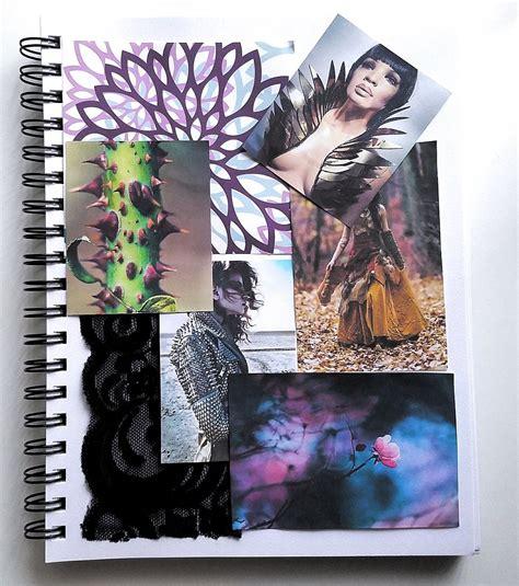 design fashion board creating a fashion moodboard fashionista sketch