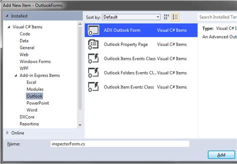 outlook form templates create custom outlook forms 2010 and outlook 2013 form
