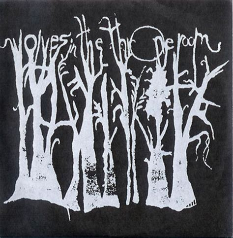 Wolves In The Throne Room Merch by The Band Logo And Artwork Thread Ultimate Guitar