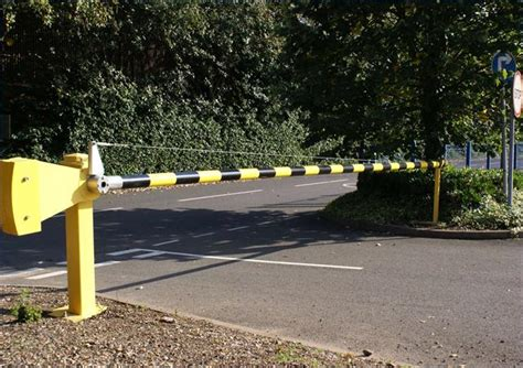 design barrier meaning manual car park barriers heavy duty raise arm barrier