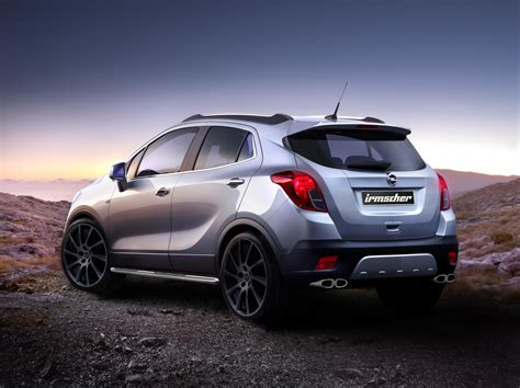 opel irmscher opel mokka tuning program by irmscher autoevolution
