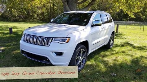 2019 Jeep V8 by Review 2019 Jeep Grand Overland 5 7l The