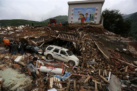 earthquake in china death toll from earthquake in china s yunnan province