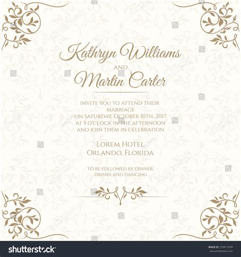 Wedding Card Pattern by Designs Patterns For Wedding Cards