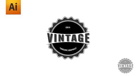 design a retro logo round retro logo design www pixshark com images