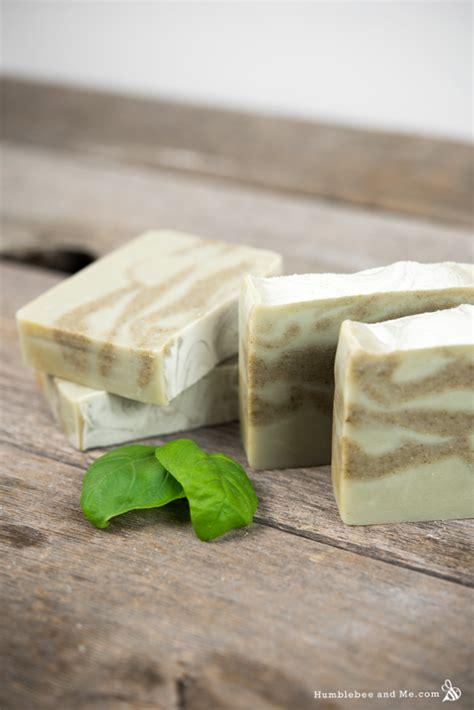 Lemon Soap 15g lemon basil soap with fresh click grow basil