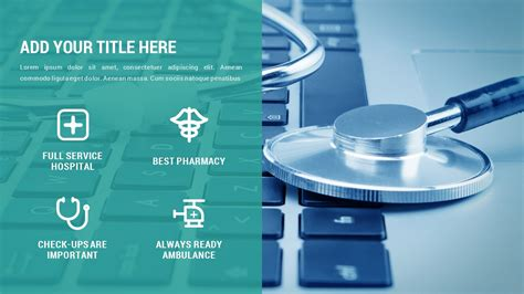 healthcare and medical 2 powerpoint presentation