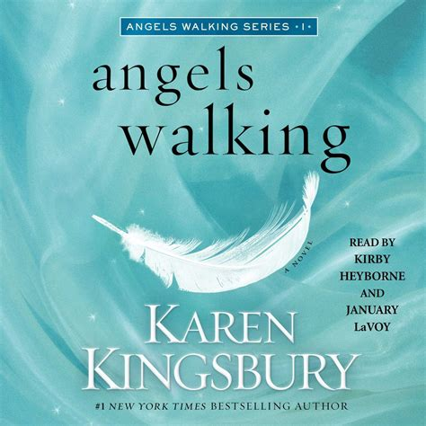 walking a novel walking audiobook by kingsbury for