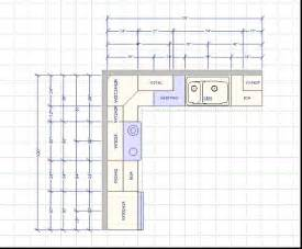 Kitchen Cabinet Layouts Design kitchen cabinet layout dimensions for the home pinterest