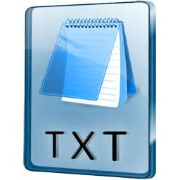 TXT File icon free download as PNG and ICO formats, VeryIcon.com .txt