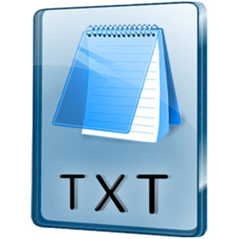 TXT File icon free download as PNG and ICO formats ... .txt