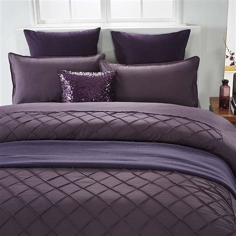 deep purple bedding egyptian cotton luxurious deep purple bedding sets 4pcs