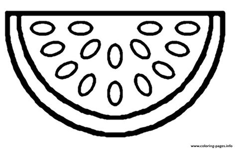 coloring page watermelon free watermelon fruit s1f24 coloring pages printable