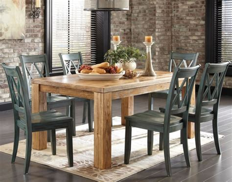 rustic kitchen table and chair sets dining room best modern rustic dining room table sets