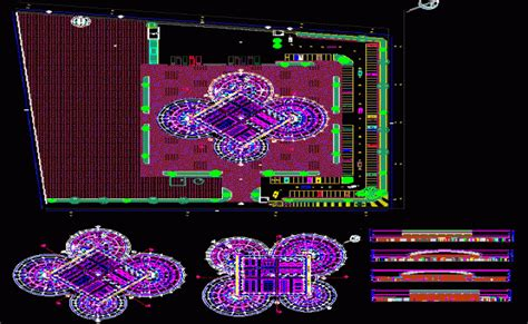 cafeteria layout dwg club house and cafeteria dwg