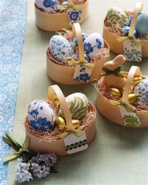Martha Stewart Decoupage - paper napkin decoupage eggs martha stewart