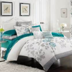 teal bedding grey and teal bed bath and beyond for the home