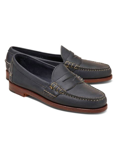 beef roll loafer rancourt co beef roll loafers brothers