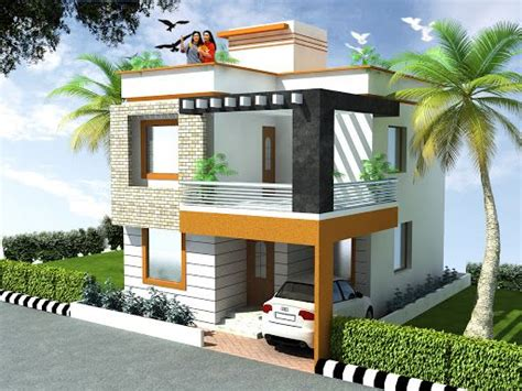 front elevation designs  duplex houses  india google search elevation pinterest