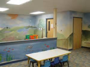 surfaces with paint nursery amp daycare murals preschool wall murals daycare murals playroom mural