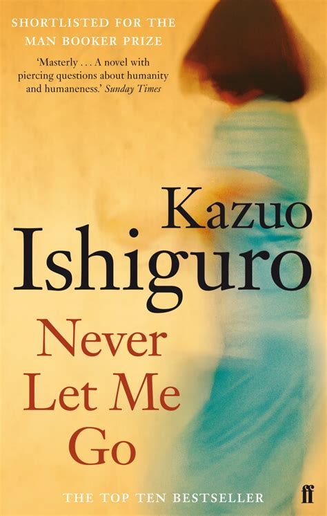 libro never let me go never let me go