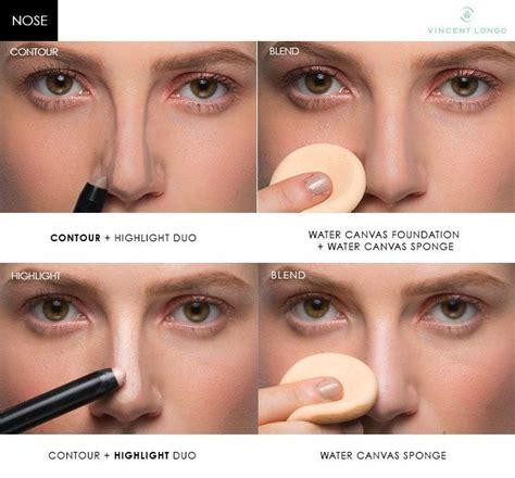 tutorial gambar hidung 6 jenis kekurangan di wajah ini bisa kamu samarkan dengan